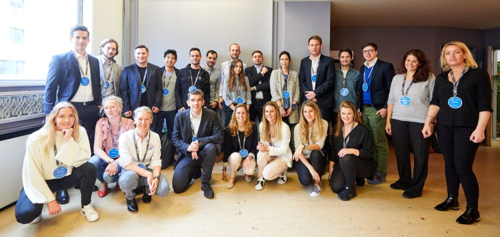 konferencja Google w Brukseli